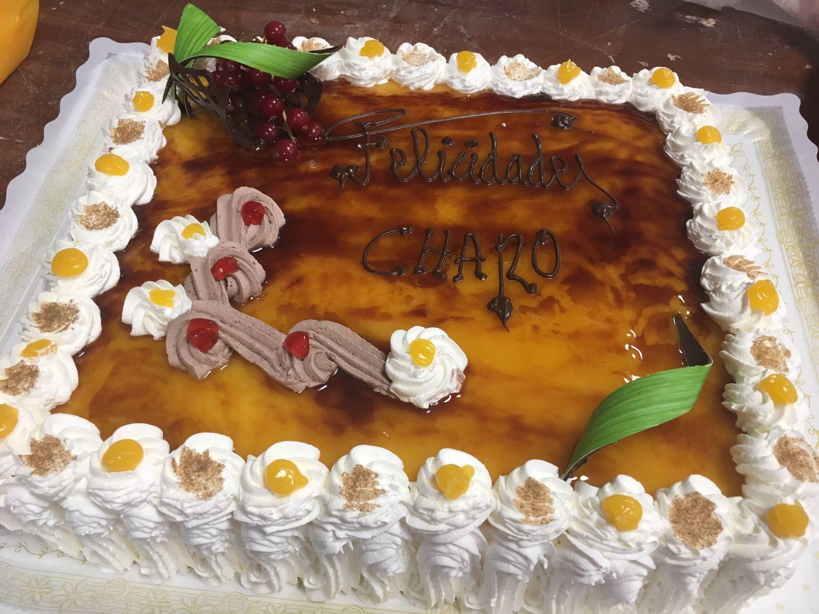 Obrador de pastelería en Torrelaguna
