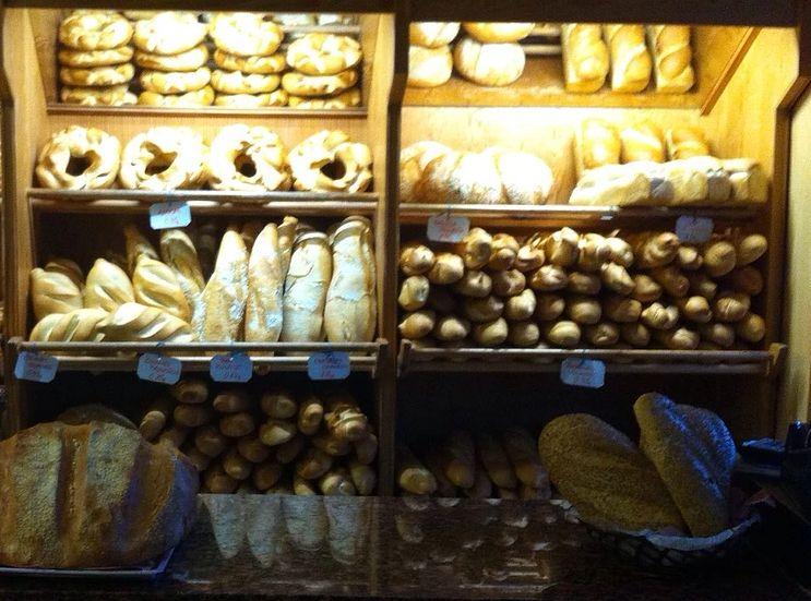 Horno de pan en Torrelaguna