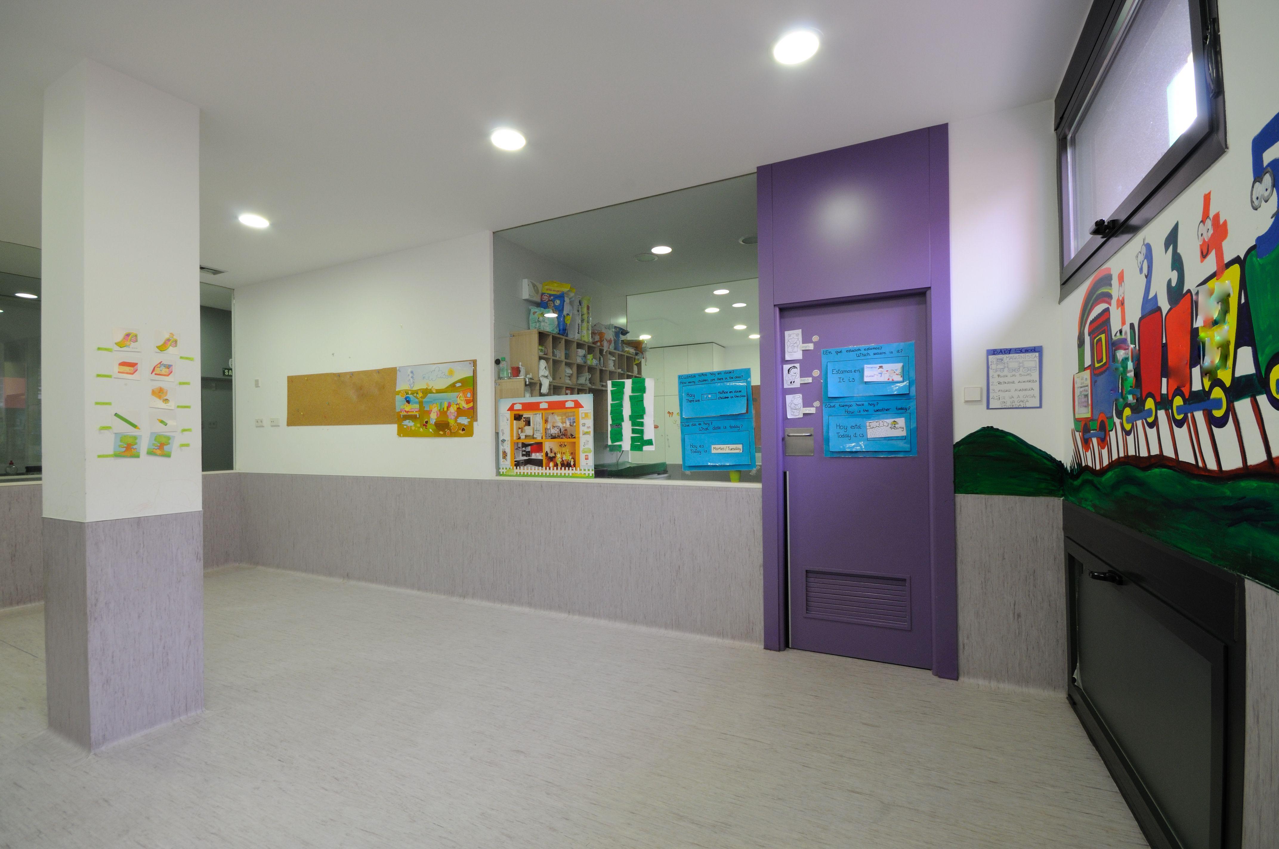 Foto 6 de Guarderías y Escuelas infantiles en Pamplona | Baby School