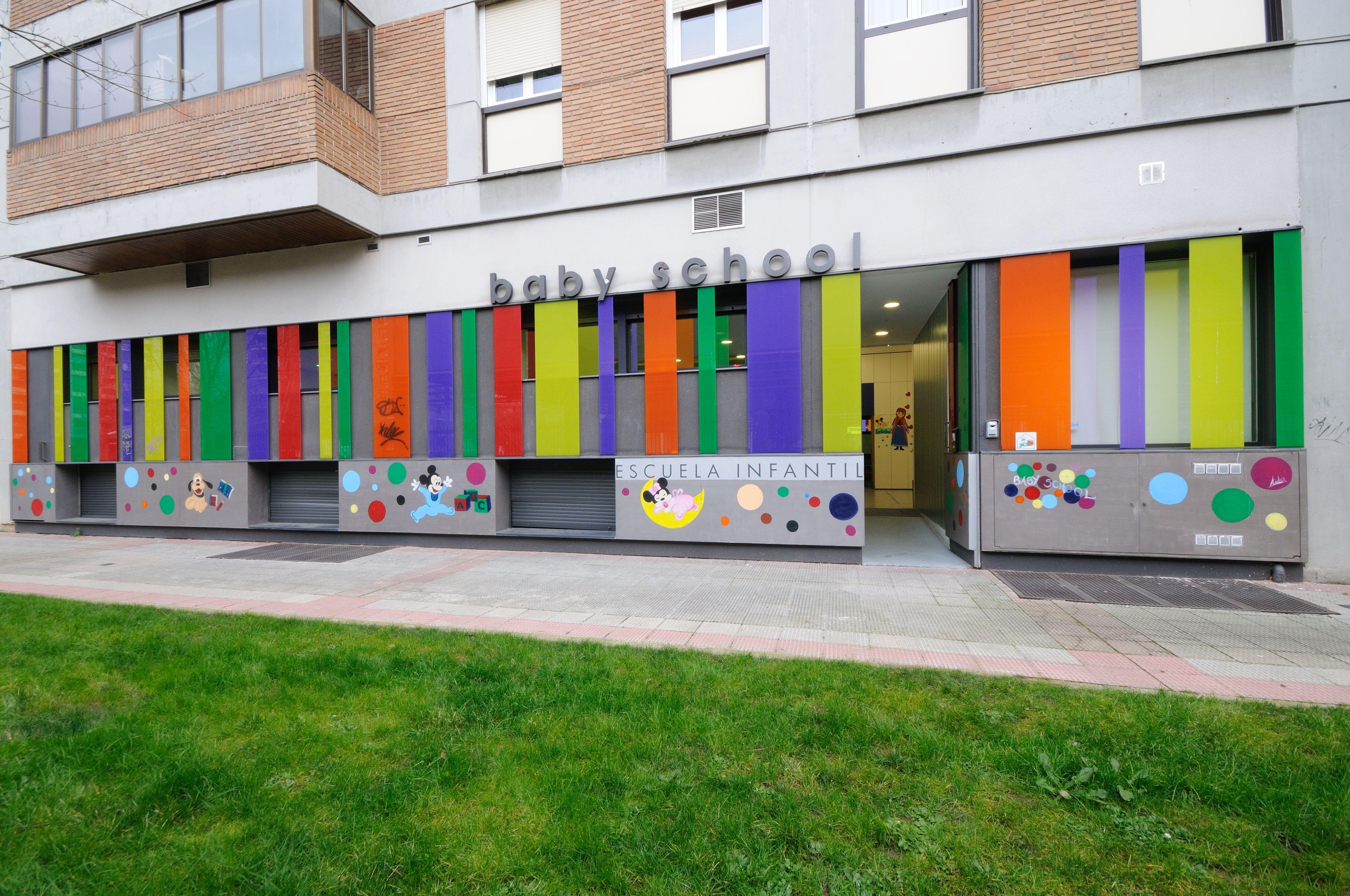 Foto 12 de Guarderías y Escuelas infantiles en Pamplona | Baby School