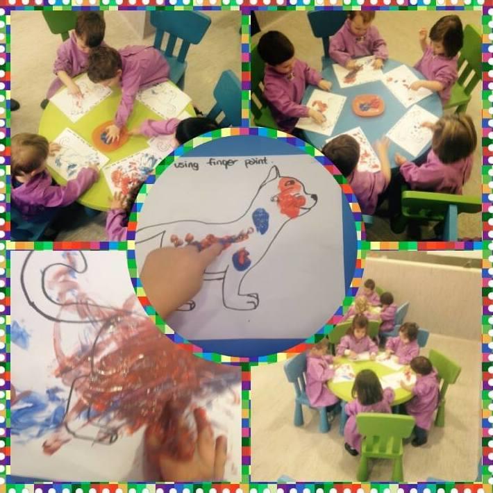 Escuela infantil bilingüe en Pamplona