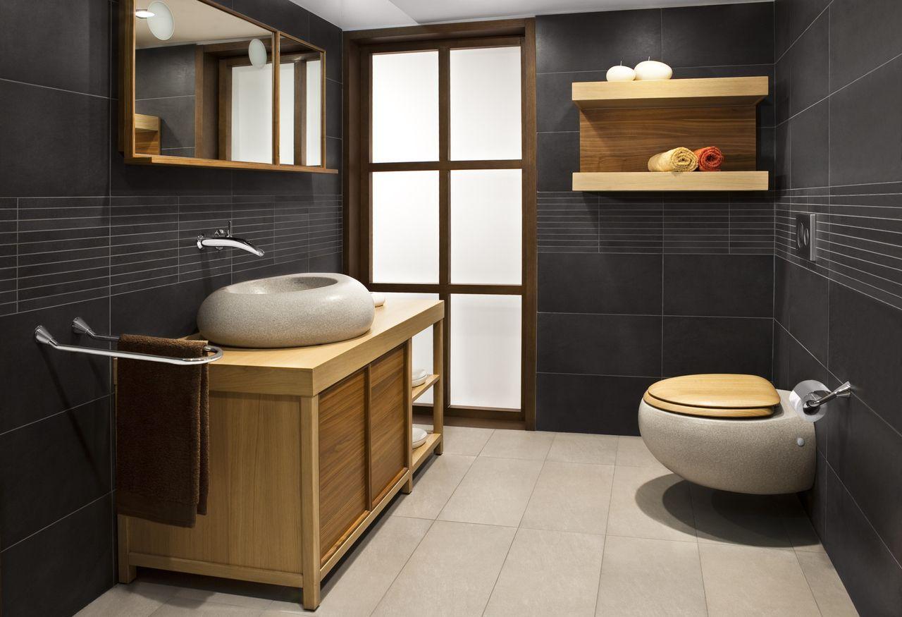 Muebles de baño de madera en A Coruña