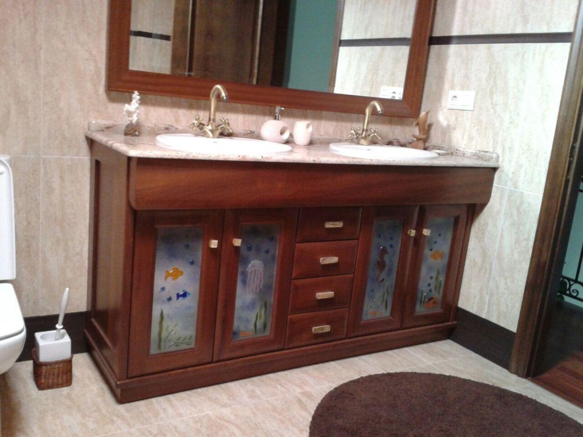 Mueble de baño en A Coruña