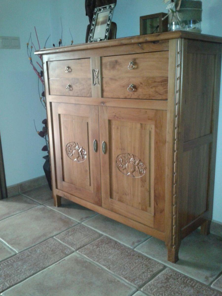 Restauración de muebles: Servicios de Muame
