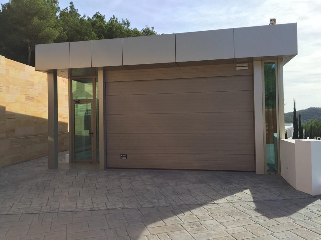 Carpintería de aluminio en Ibiza