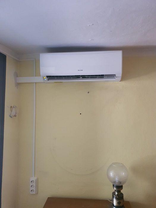 Instalación de aire acondicionado por split en Barcelona