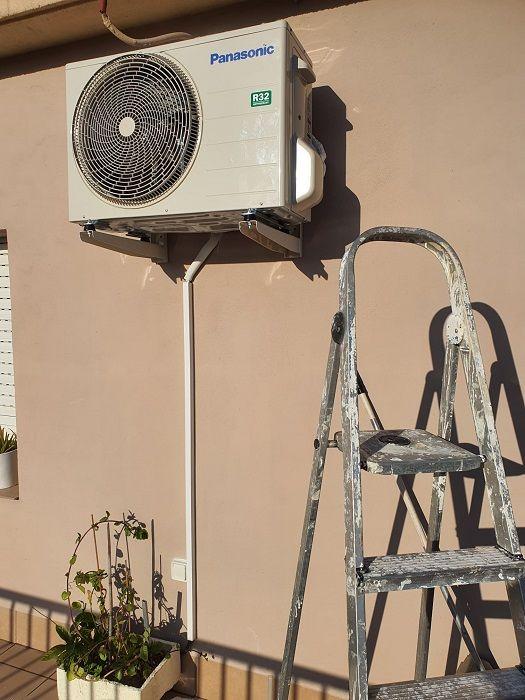 Instalar aire acondicionado en casa en Barcelona