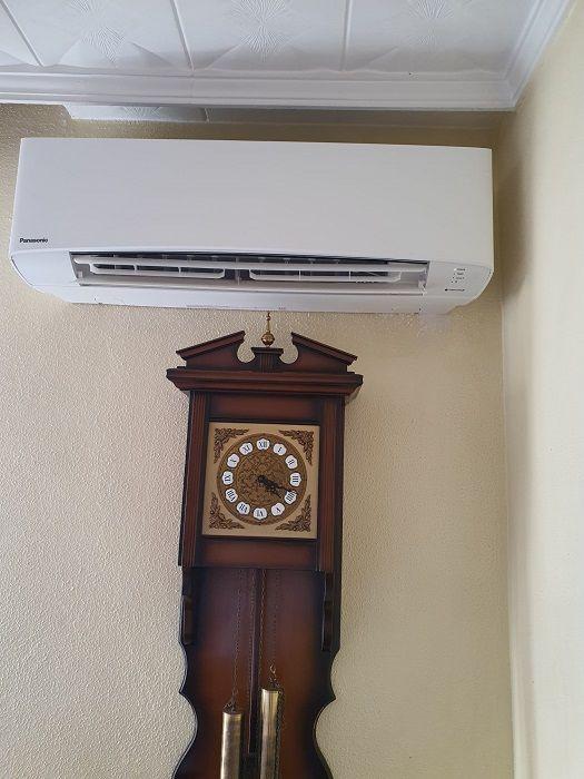 Instalación de climatización en Barcelona