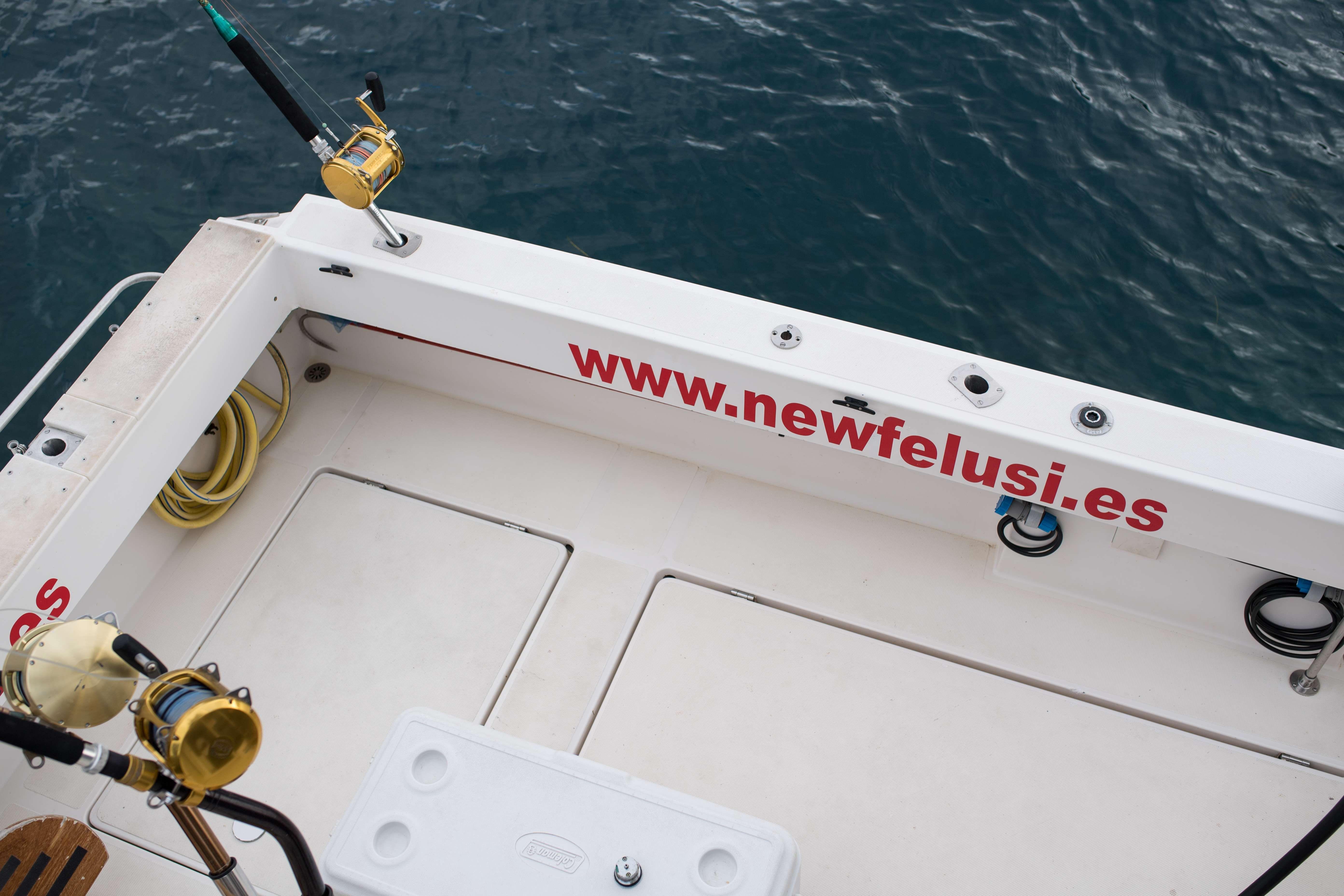 Charter de pesca en Las Palmas