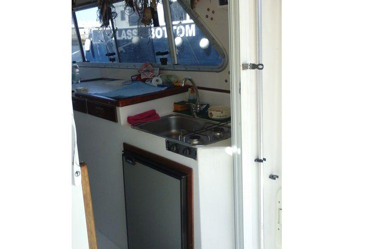 Salidas en barco para  pesca de altura
