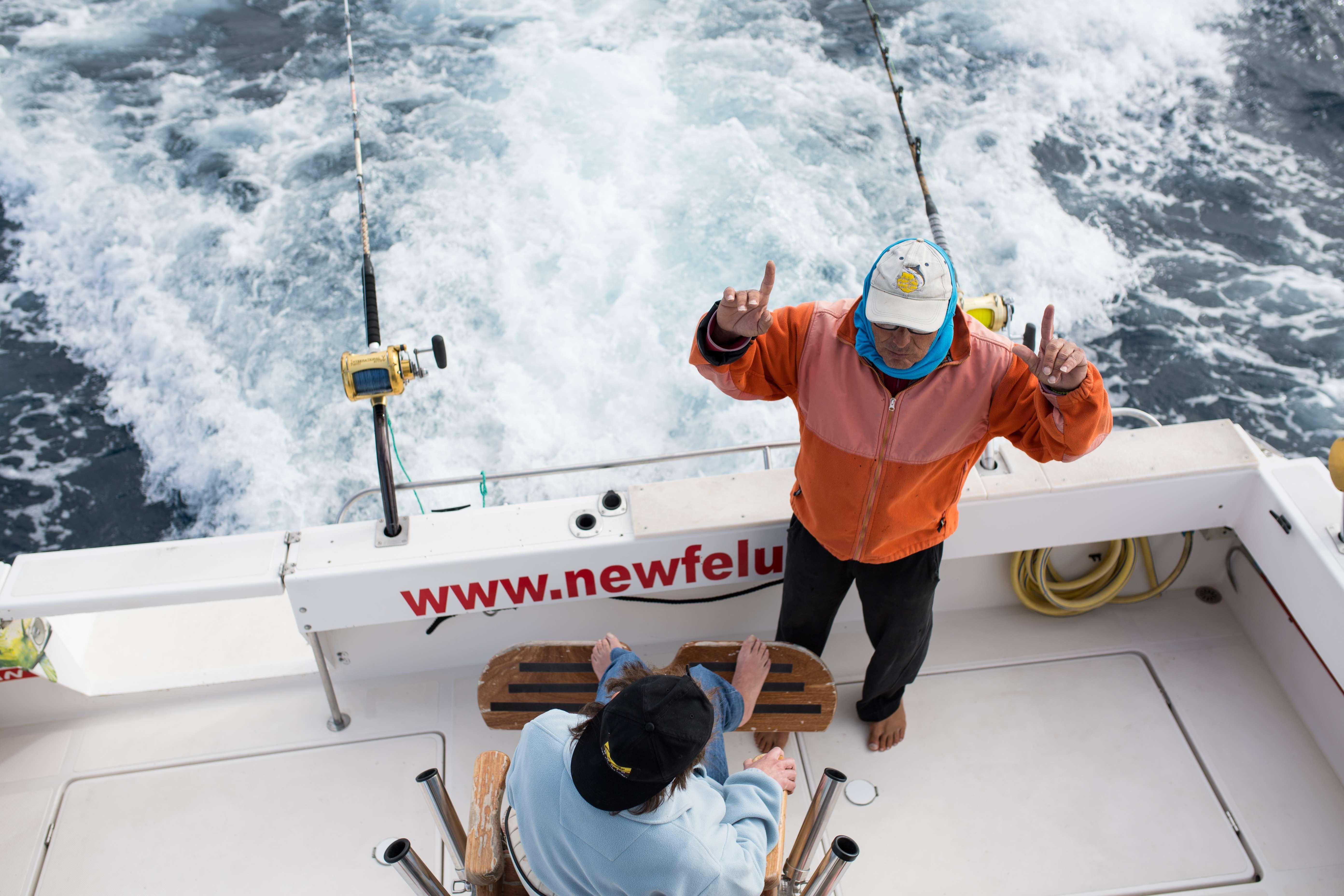 Salidas de pesca en Gran Canaria