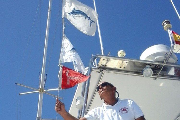 Servicios de salidas privadas en barco