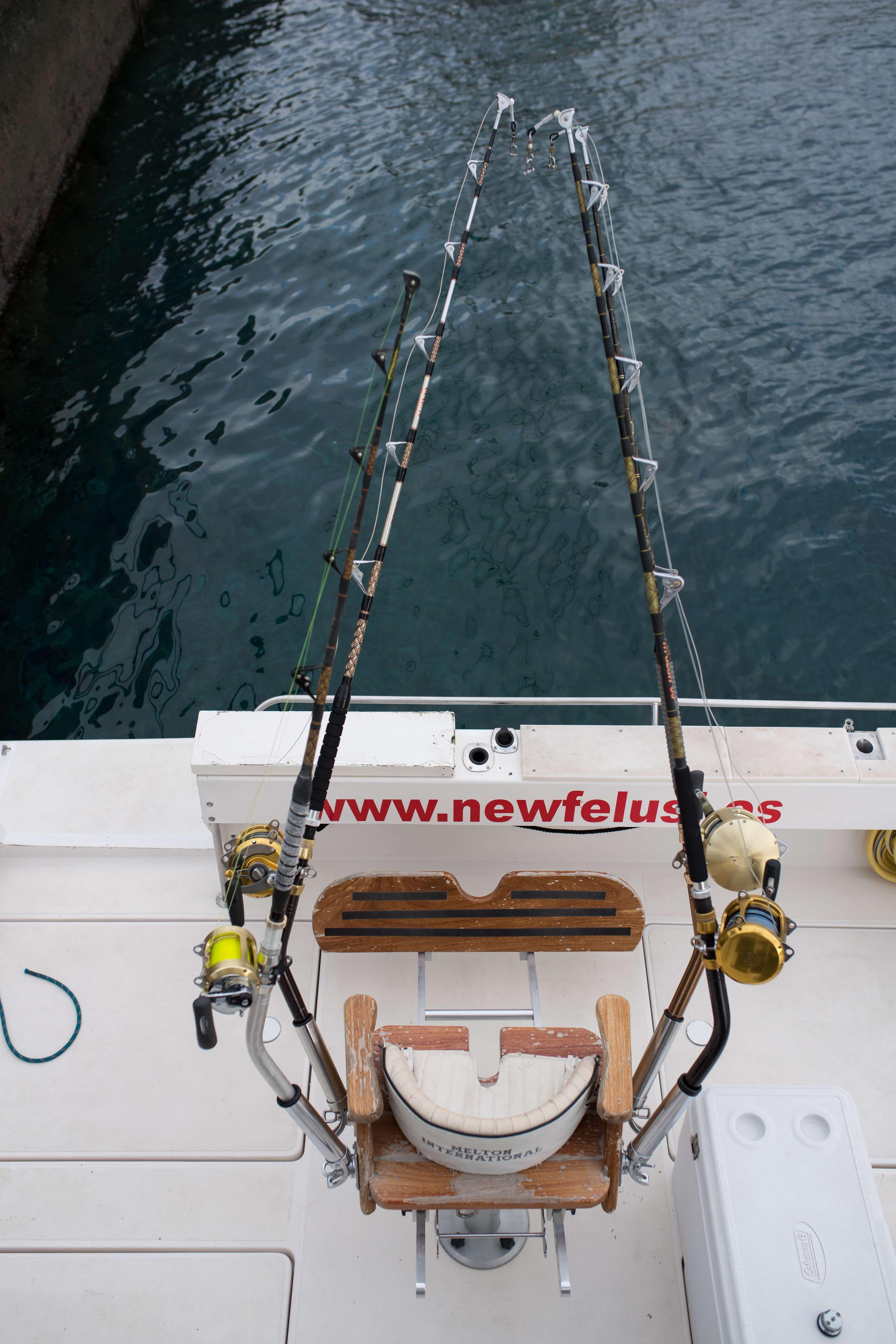 Salidas de pesca deportiva en Las Palmas