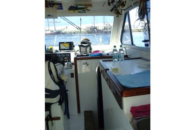 Barcos para salidas privadas