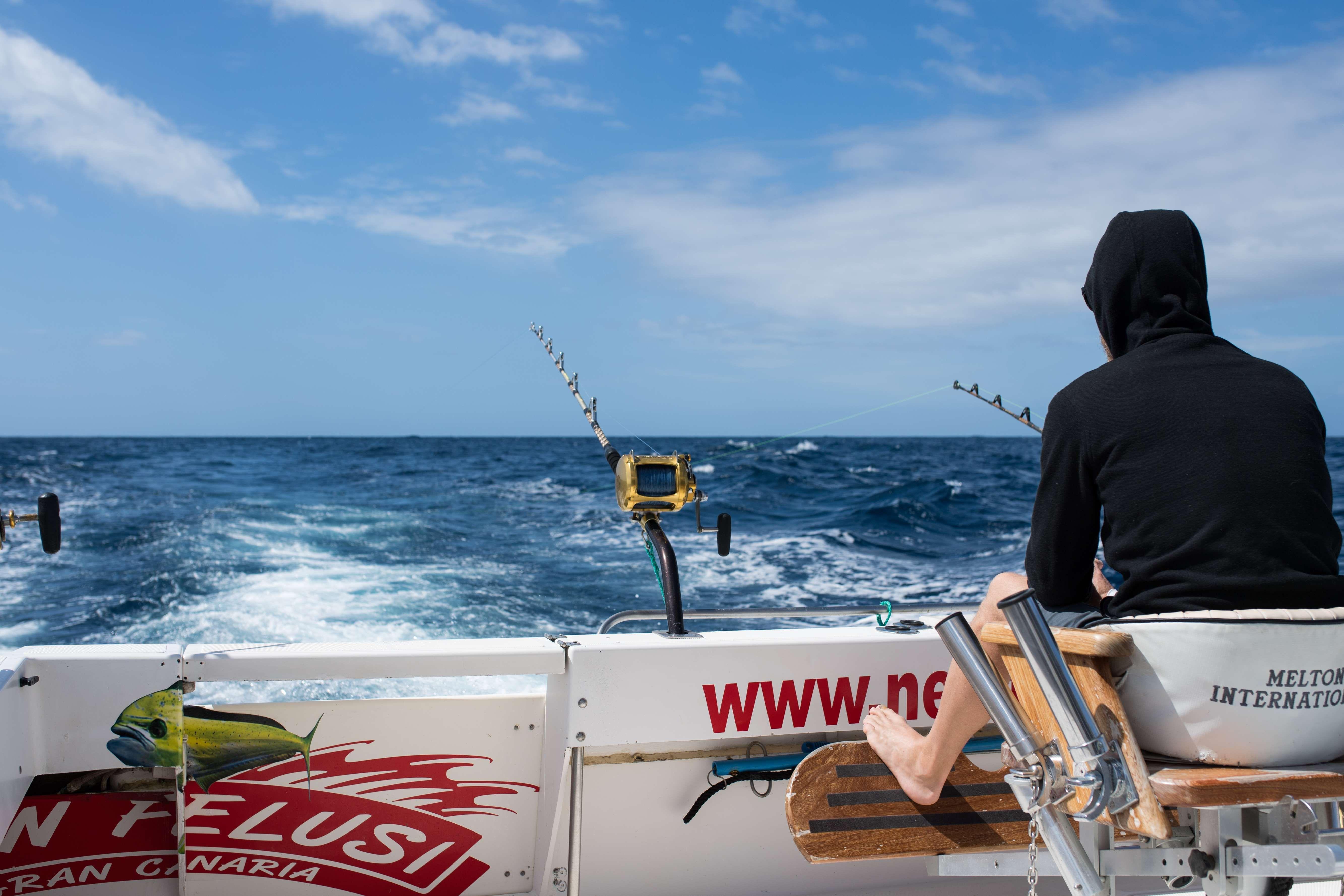 Charter de pesca en Gran Canaria