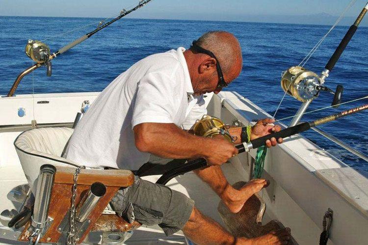 Conviértete en un gran pescador con nosotros