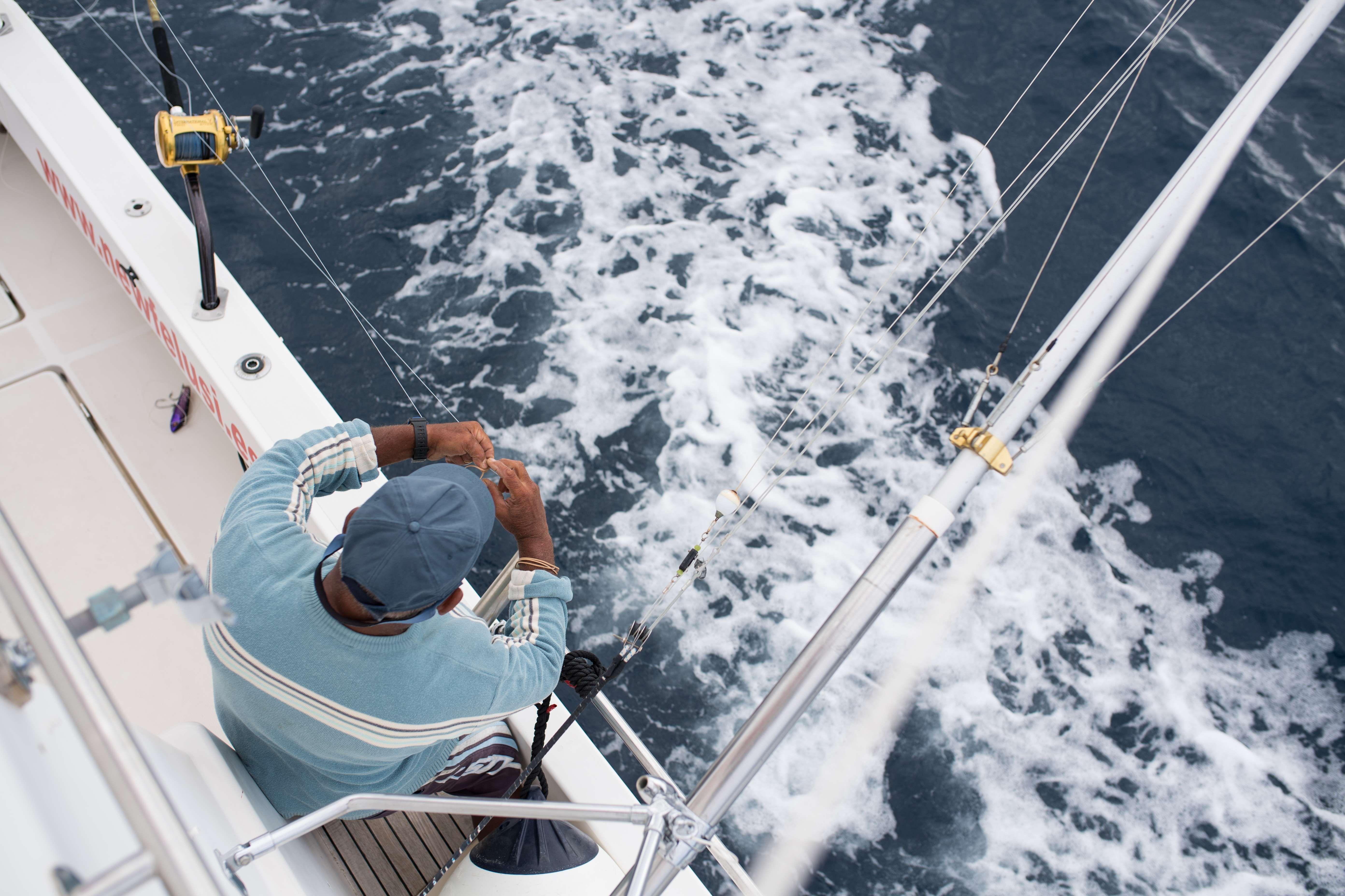 Sport fishing en Gran Canaria