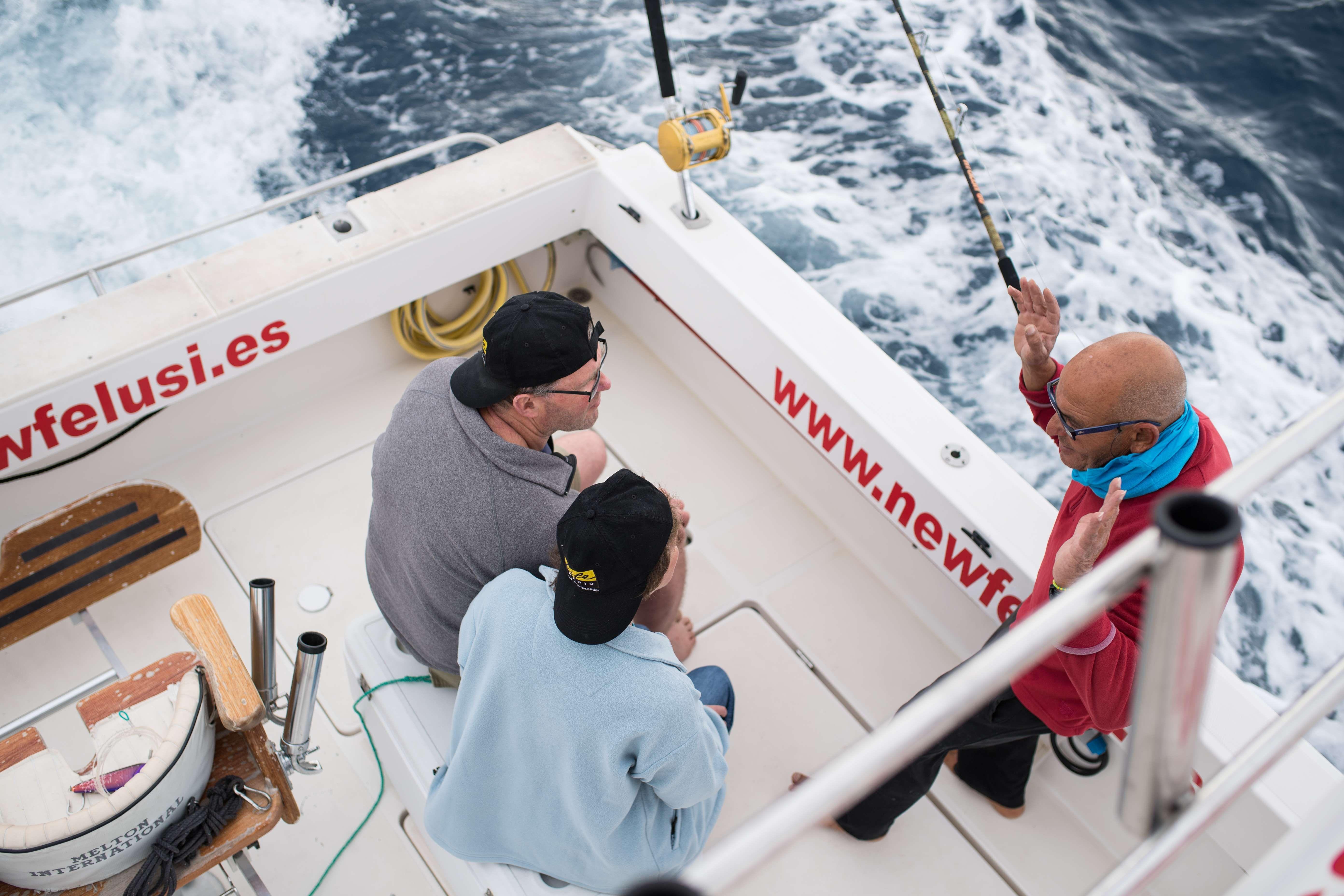 Barco para salidas privadas en Mogán