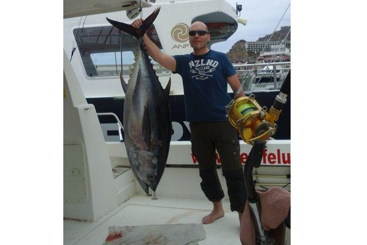 Empresa dedicada a la pesca de altura