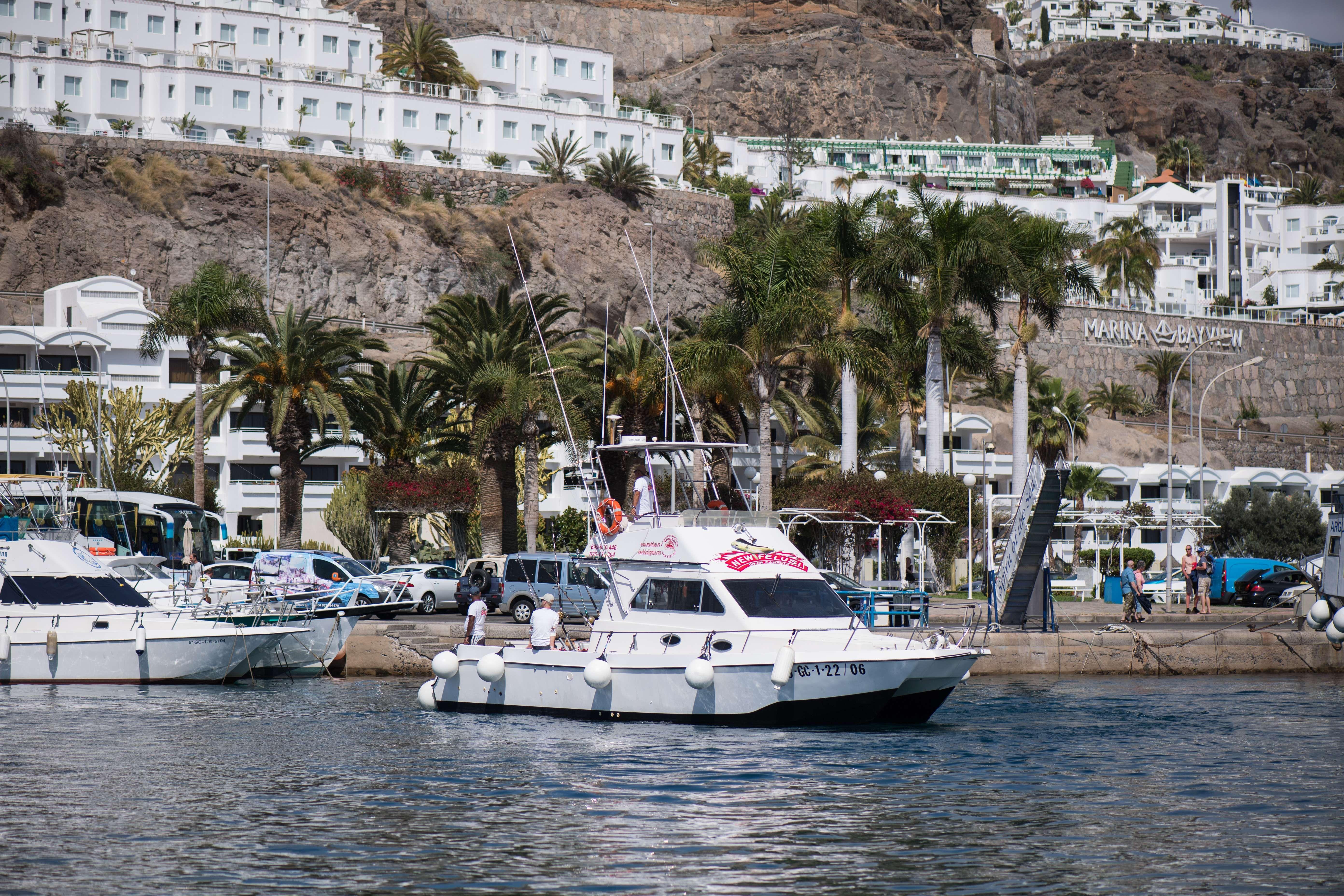 Alquiler de barcos en Gran Canaria