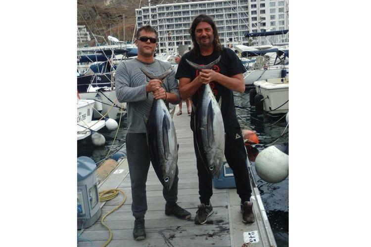 Pesca de altura  en Gran Canaria
