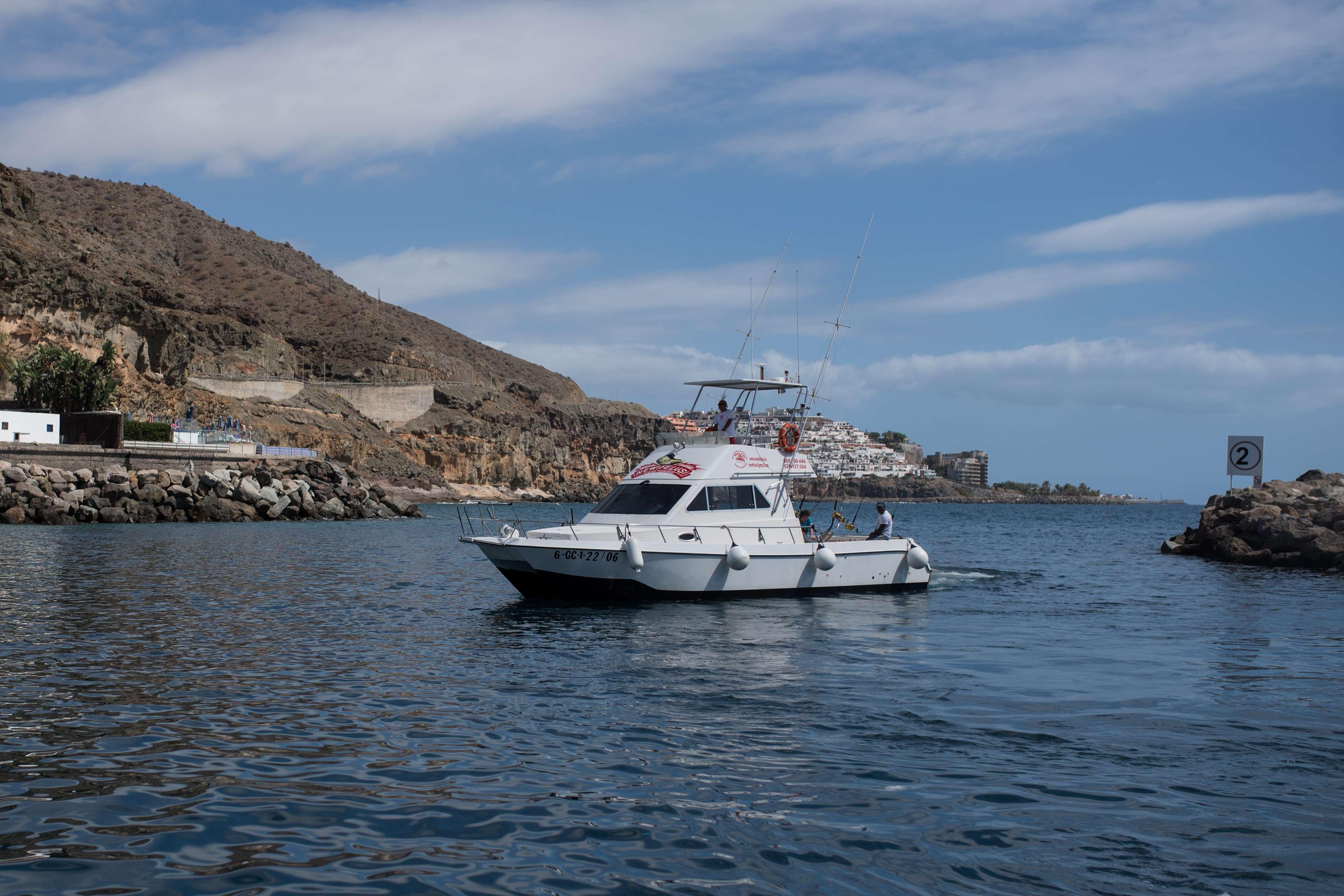 Alquiler de barco en Las Palmas