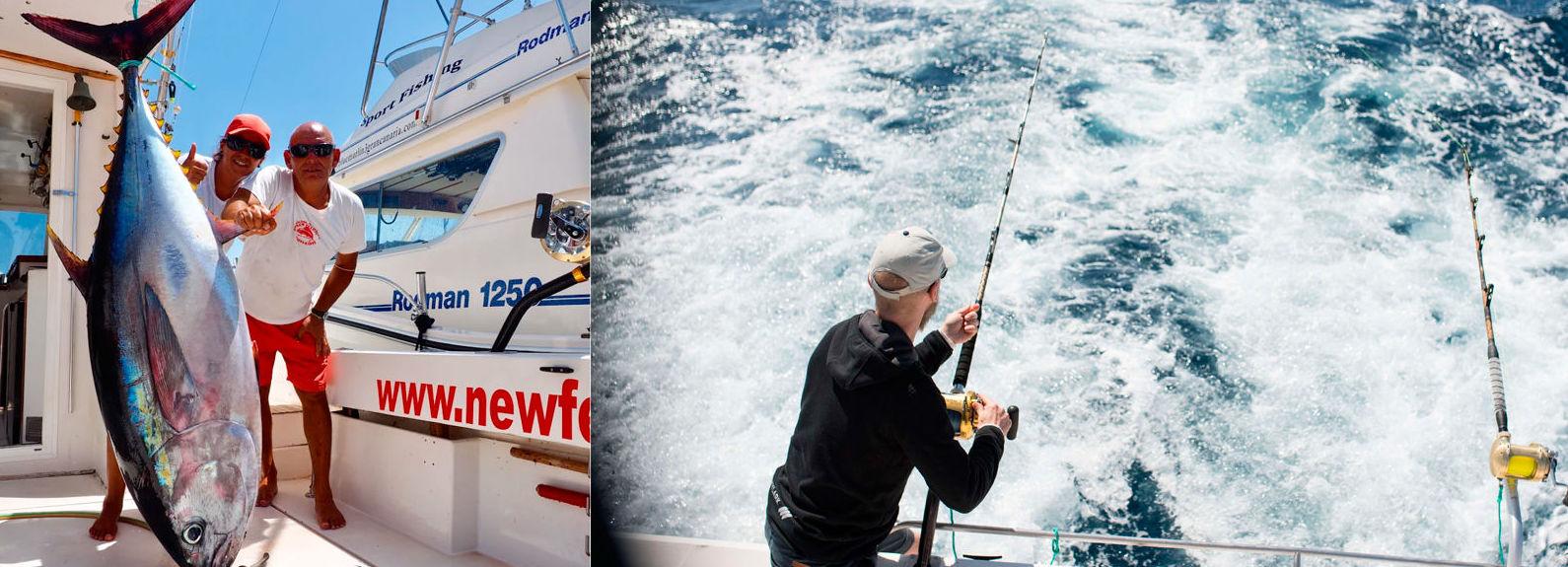 Reservas: Pesca de altura de PESCA DEPORTIVA EN CANARIAS