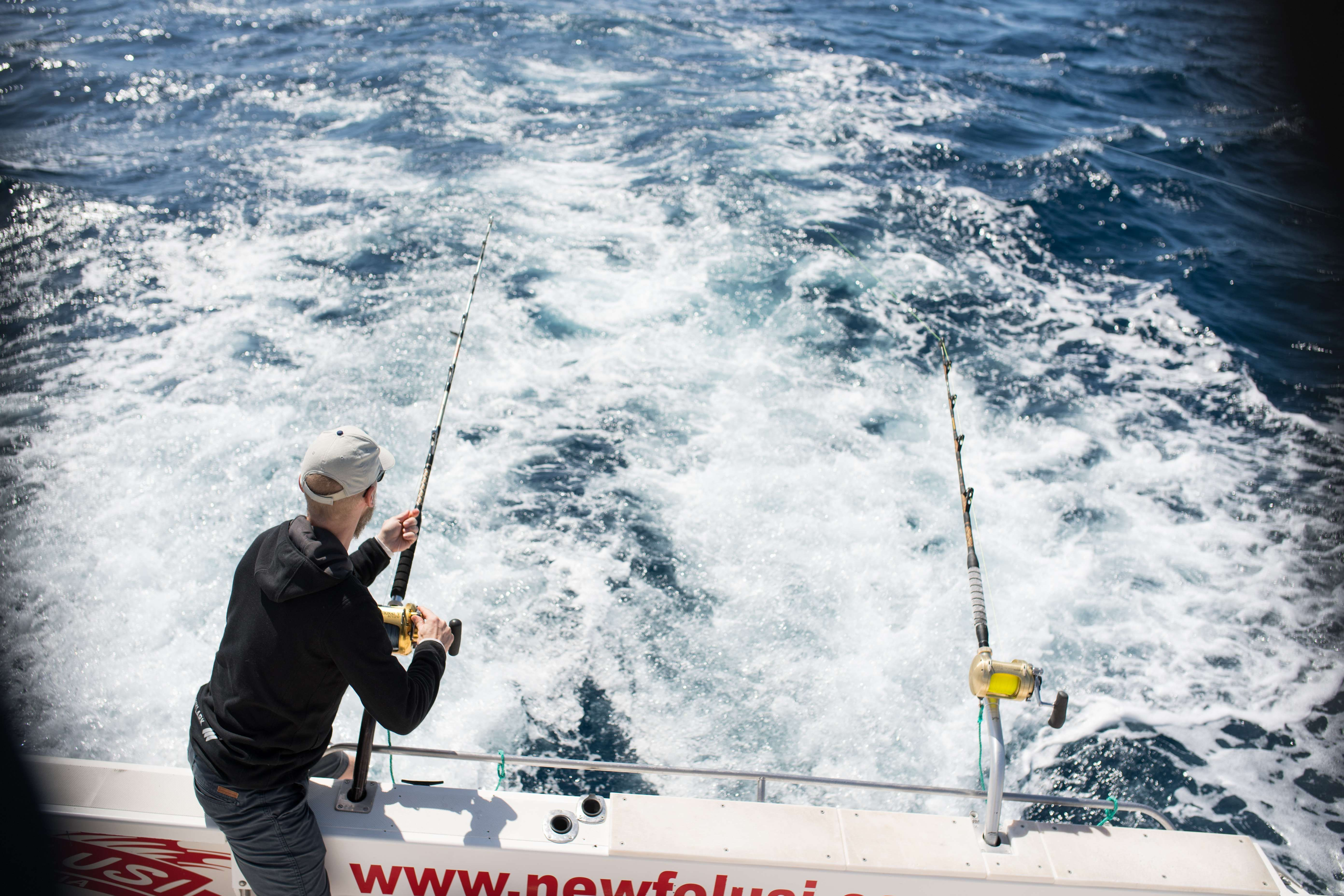 Charter de pesca en Las Palmas de Gran Canaria