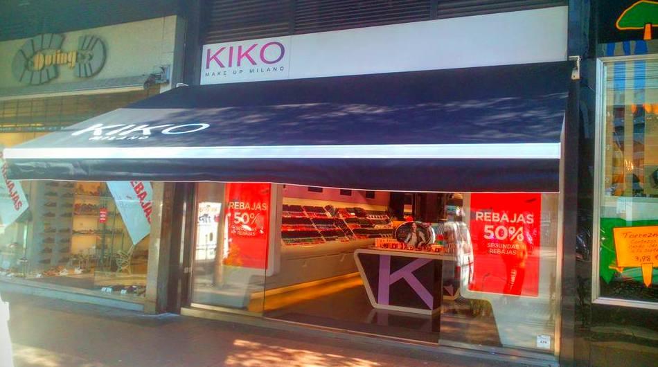 Tiendas Kiko en C/ Goya, 43