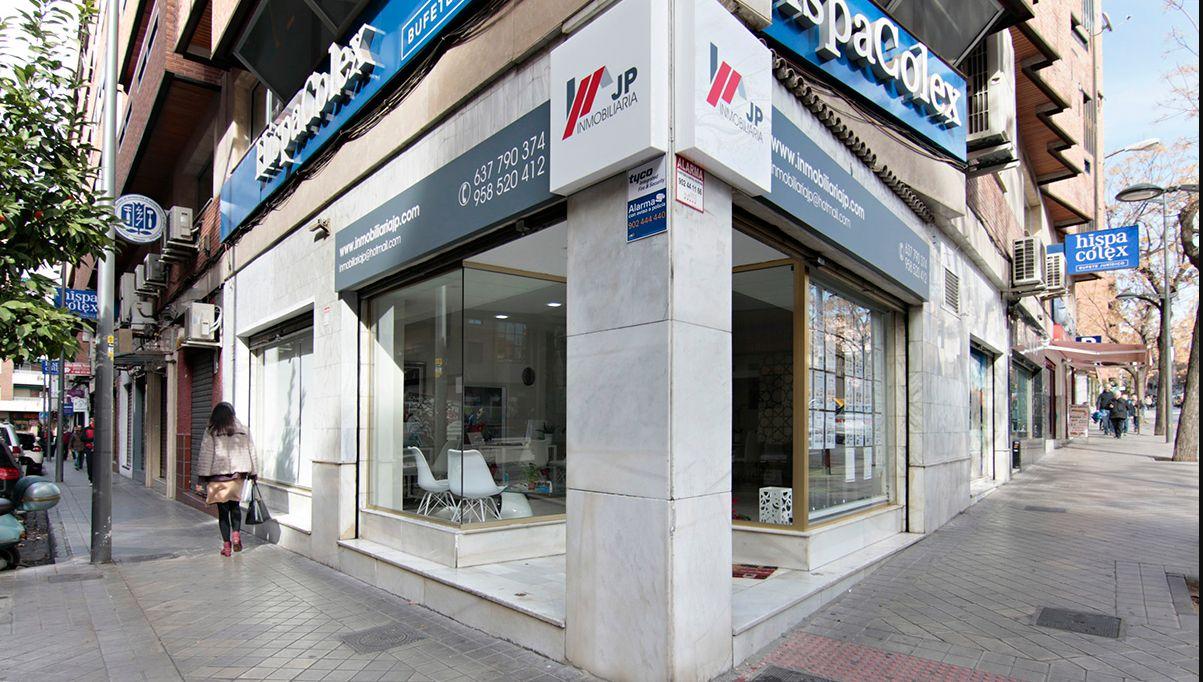 Comprar pisos Granada