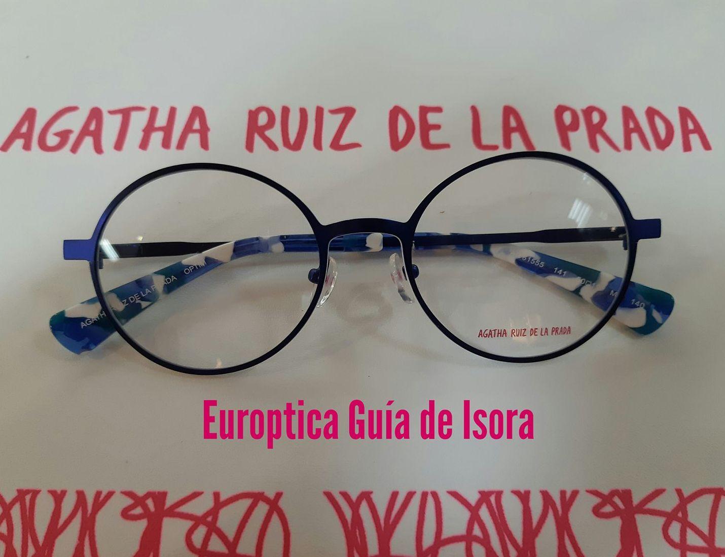 Gafas de  gRaduado Agatha Ruiz