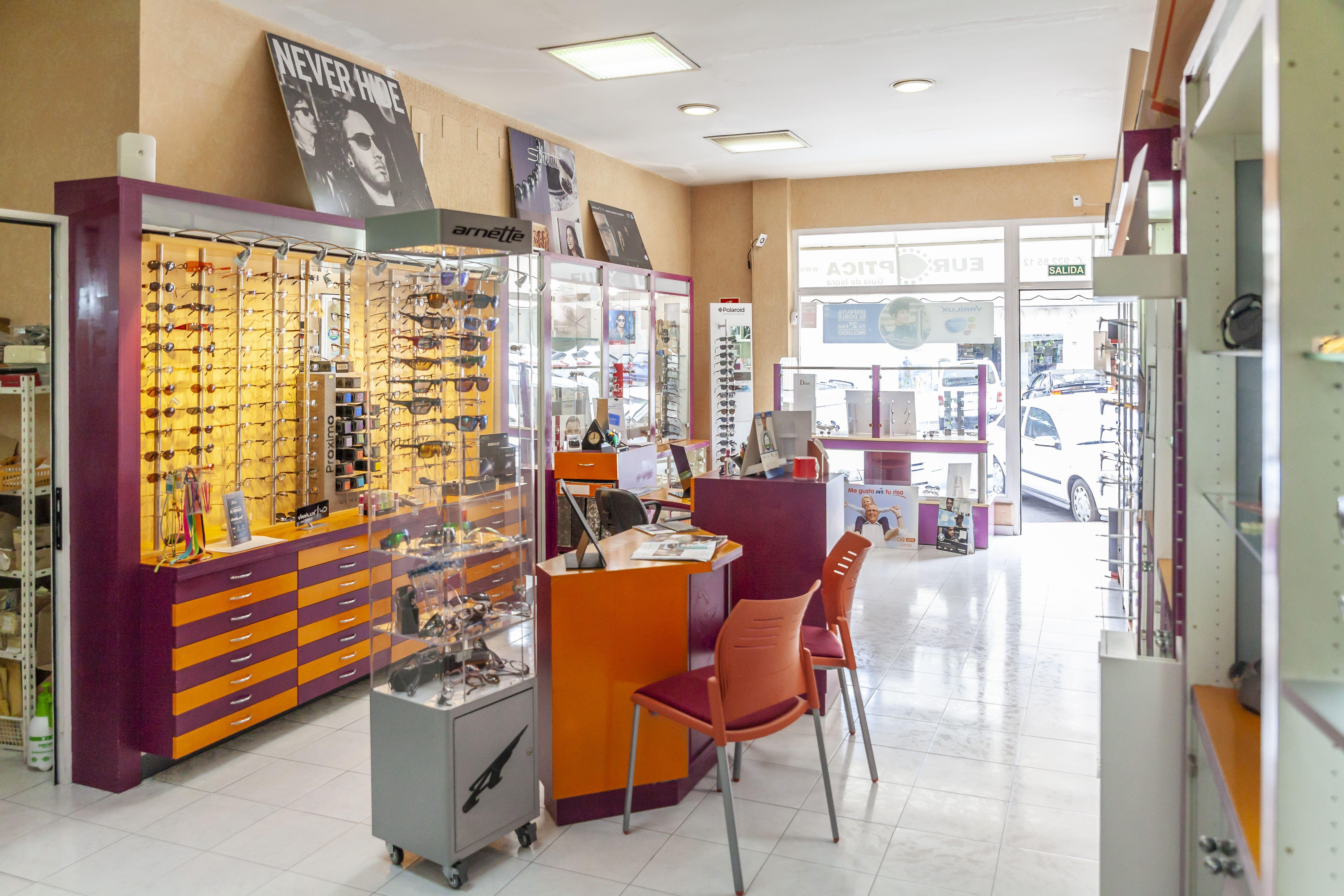 Cuidado de la vista en Guía de Isora Tenerife
