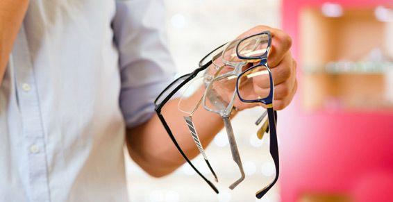 Gafas graduadas: Servicios de Europtica Guía de Isora