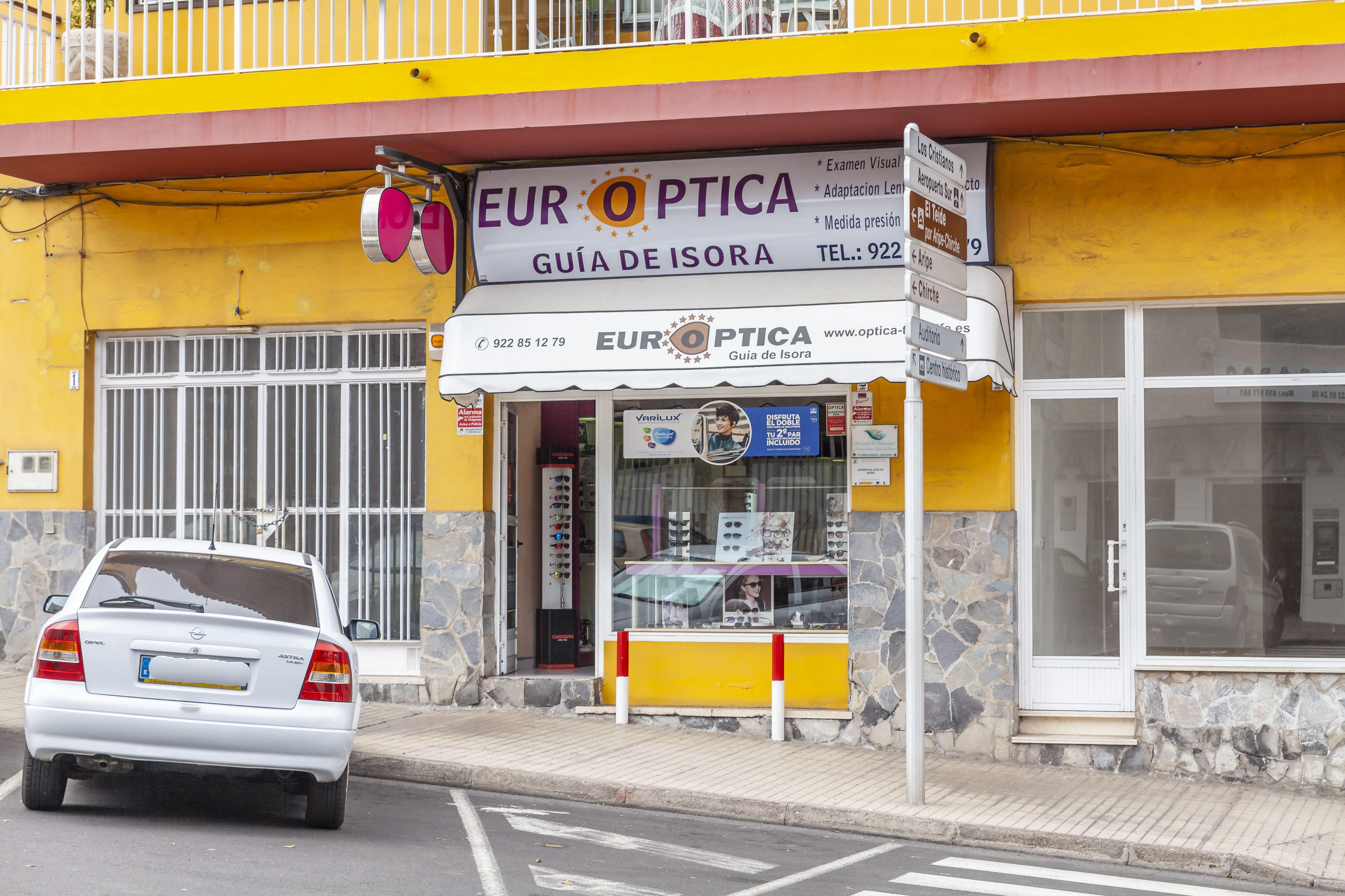 Graduamos gafas deportivas en Guía de Isora Tenerife