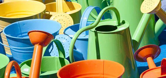 Venta de accesorios de jardinería: Servicios de Ayamanda