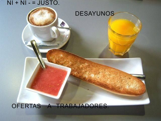 Dónde desayunar en Almería