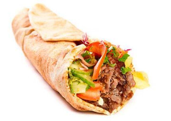 Kebab: Carta de Hamburguesería Ni + Ni - = Justo