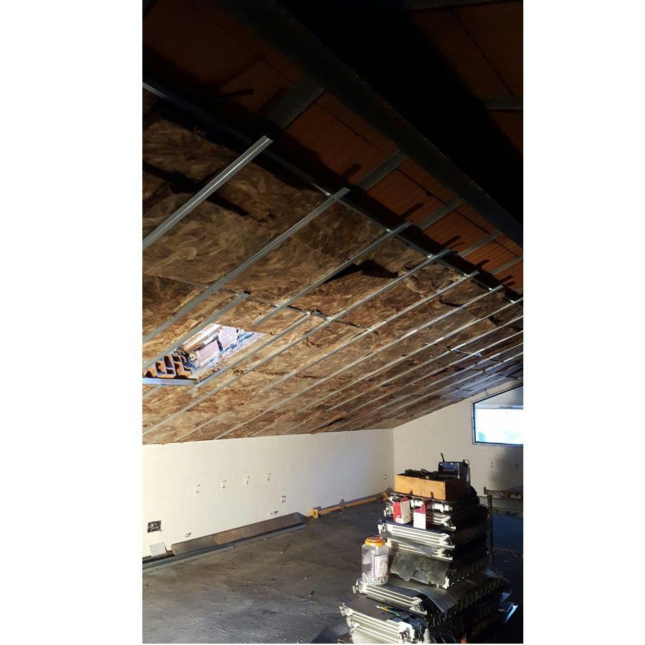 Falsos techos: Servicios de Empresa de Pladur Sergio