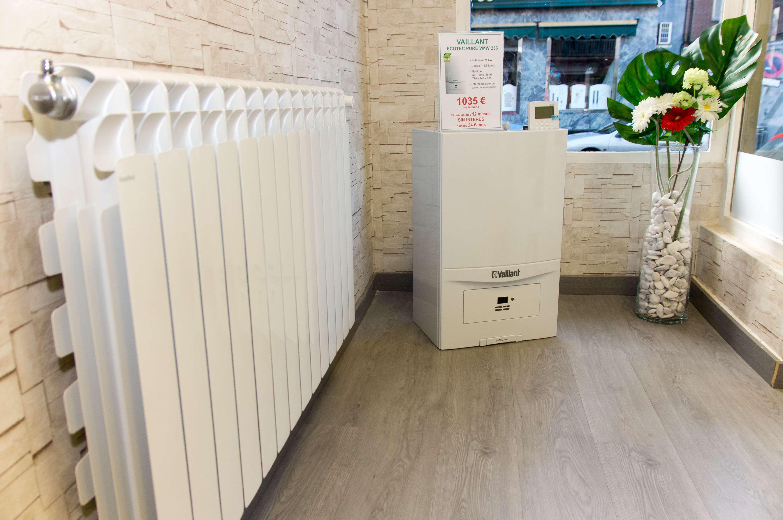Empresa de instalación de calderas de gas y calefacción en Fuenlabrada