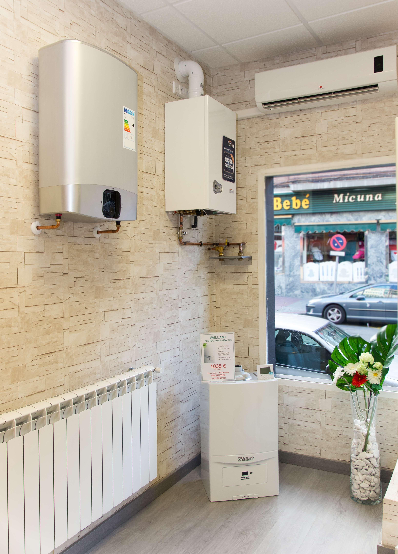 Instalaciones de calefacción en Fuenlabrada
