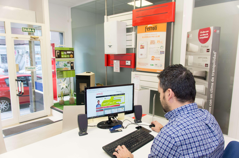 Instalación de calderas de gas en Fuenlabrada