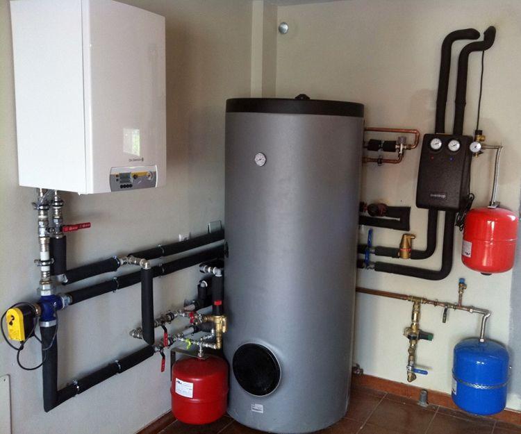Empresa de instalación de calderas, gas y calentadores en Fuenlabrada