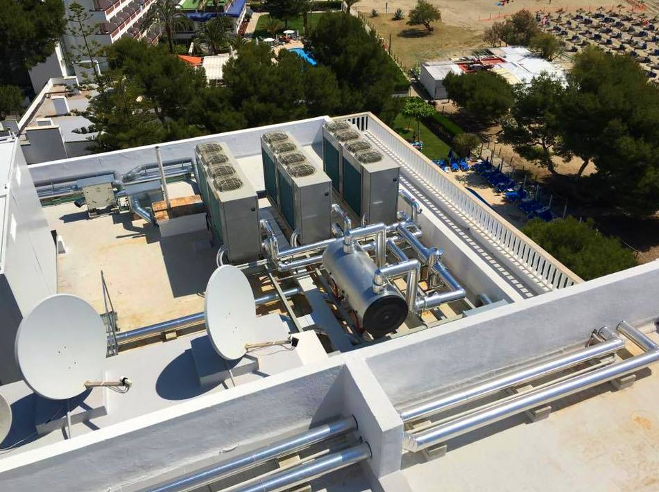 Foto 2 de Aire acondicionado en Marratxi | MSG Conductos y Climatización
