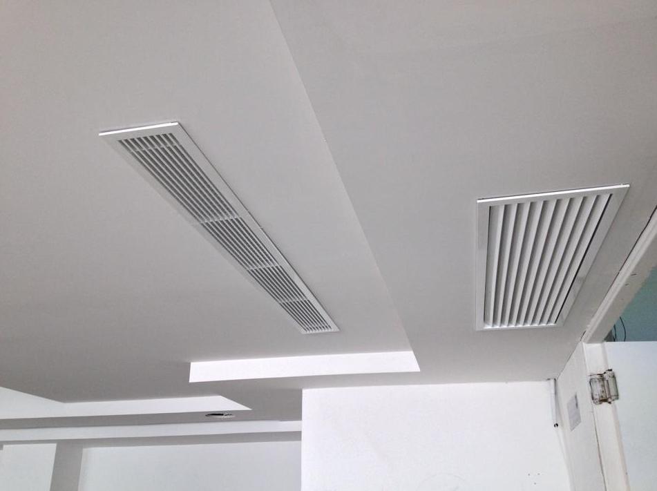 Conductos de aire acondicionado y extracción de humos