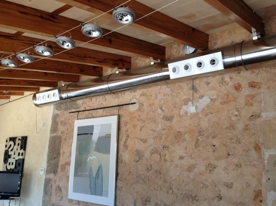 Foto 35 de Aire acondicionado en Marratxi | MSG Conductos y Climatización