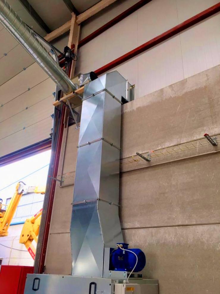 Foto 2 de Aire acondicionado en Marratxi   MSG Conductos