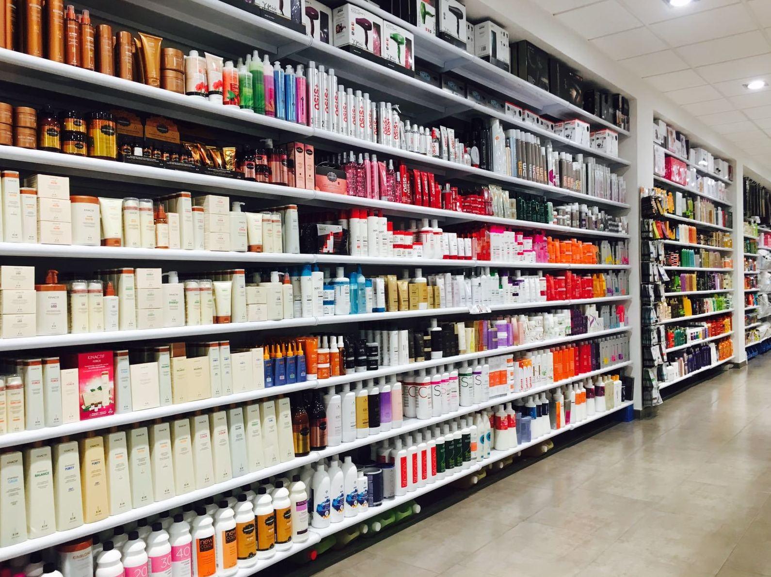 Tiendas especializadas en estética y peluquería en Ibiza