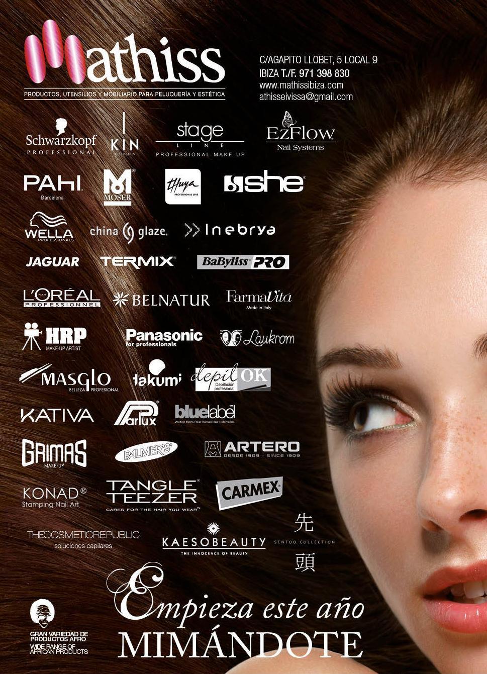Picture 30 of Suministros para peluquerías y estética  in Ibiza | Mathiss