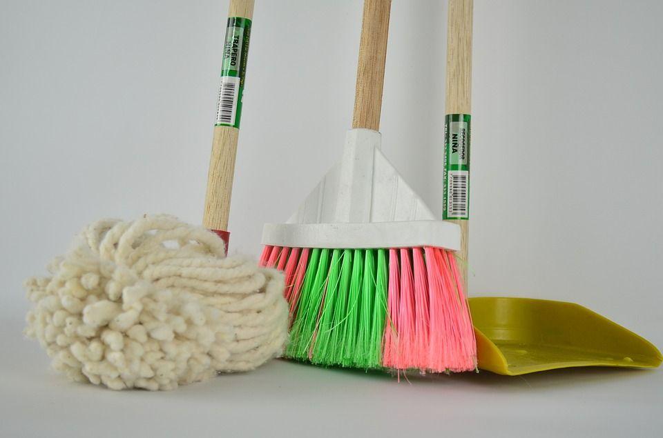 Productos de limpieza profesional Gijón