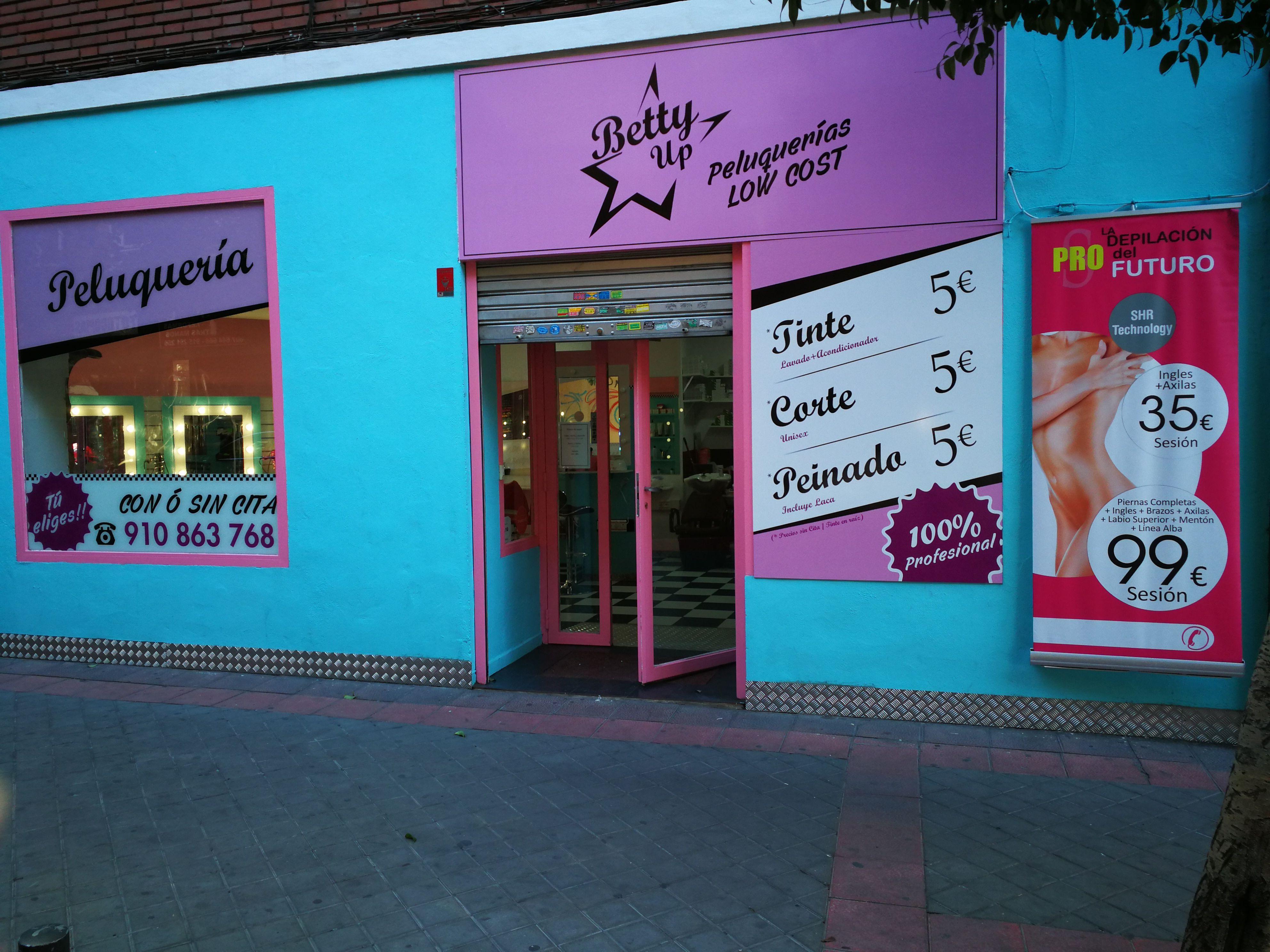 Franquicias low cost en Madrid
